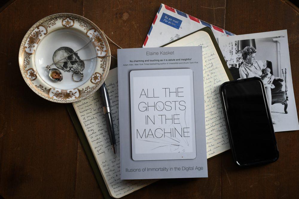 All the Ghosts in the Machine: Illusions of Immortality in the Digital Age
